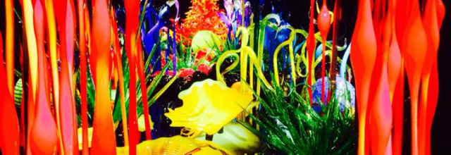 Explore Chihuly Garden and Glass