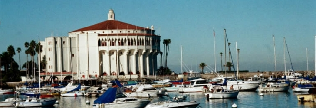 Be Entertained at the Catalina Casino