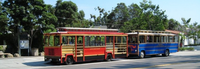 Ride the Summer Trolley