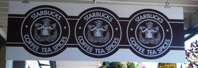 Drink Coffee at the Original Starbucks
