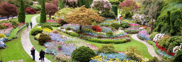 Experience the magic of Butchart Gardens with Unique Inns