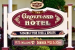 Groveland Hotel at Yosemite National Park