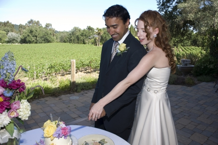 Elopement in the Vineyards