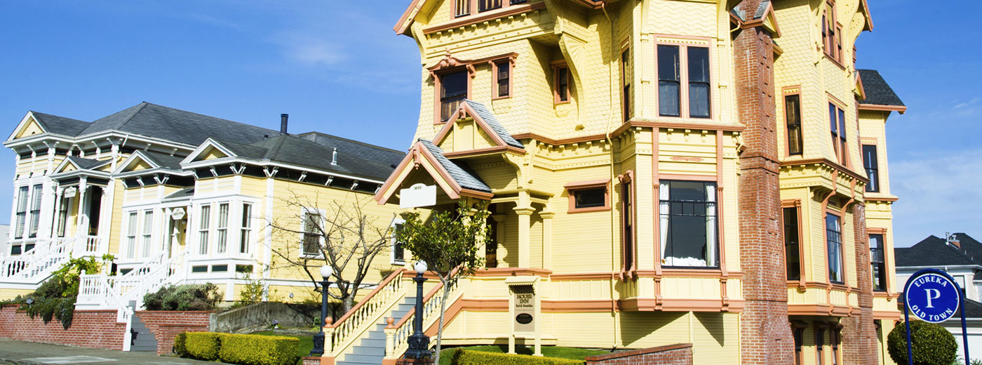 Eureka California Unique Inns Bed And Breakfasts