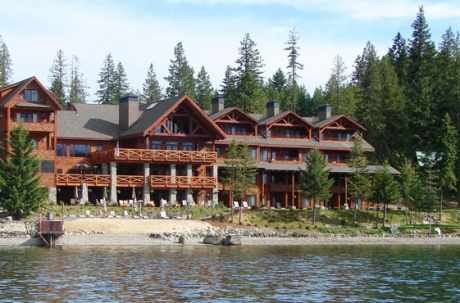 Lodge At Sandpoint Sandpoint Idaho Bed And Breakfast