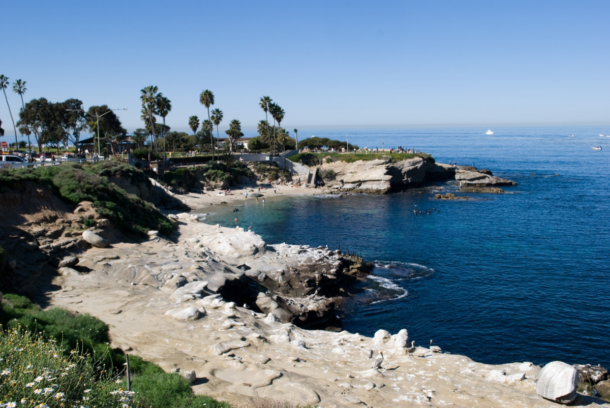 Come And Relax At The B Inn La Jolla California During Day Take Opportunity To Escape Small Quiet Beach Cove